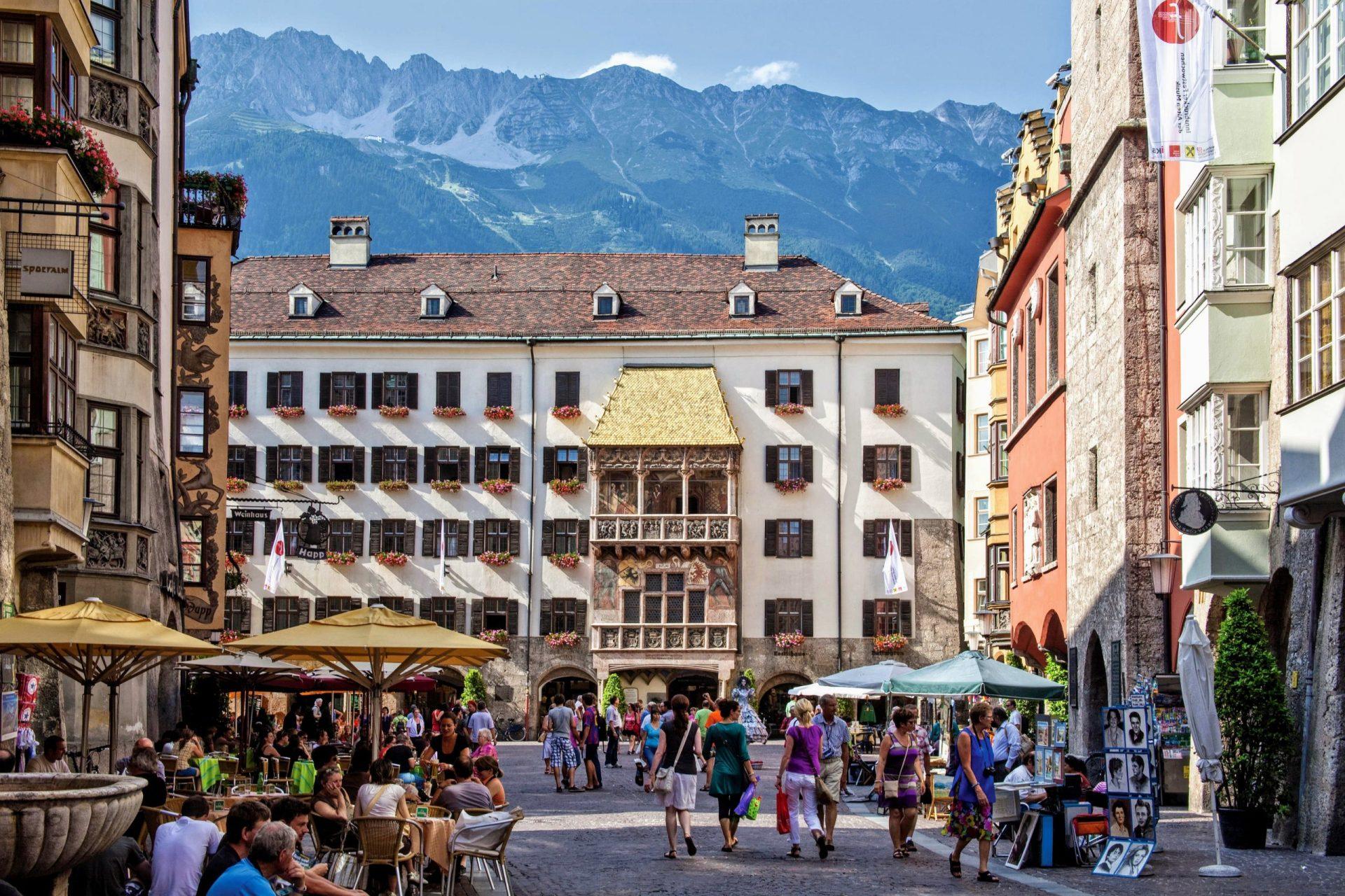 Innsbruck Allstadt